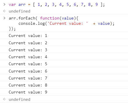 how to find the foreach loop count in c