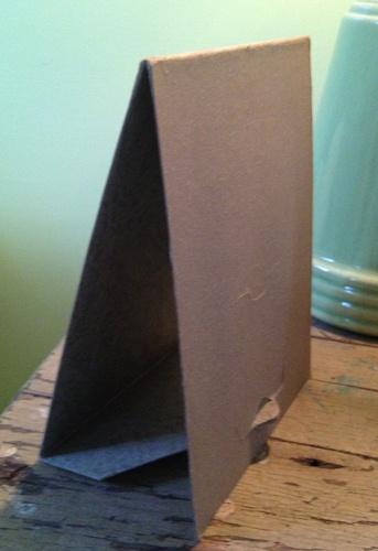 Kayteejanes House Folding Paper Frames