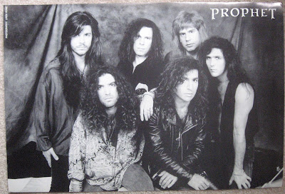 Prophet promotional poster with Dave DiPietro