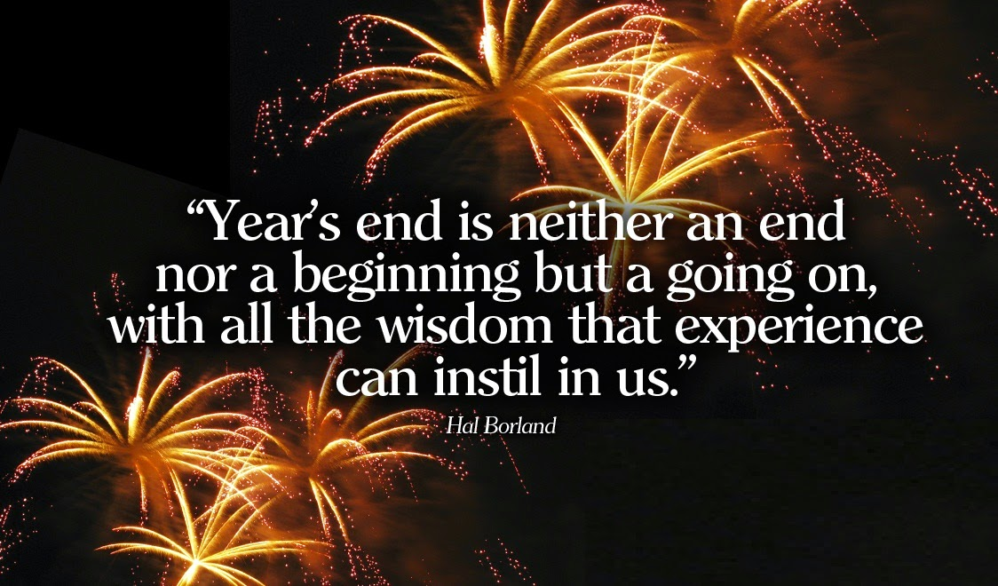 Happy New Year Quotes, Inspirational Quotes and Wishes