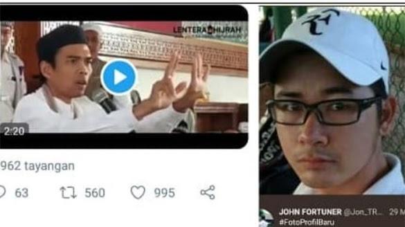 Samakan Ustaz Abdul Somad dengan Hewan, Pria Ini Jadi Viral Lalu Lakukan Ini