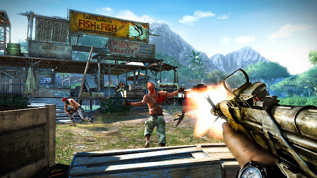 Far Cry 3 Free Download PC Game