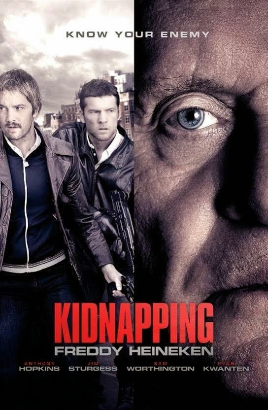 Kidnapping Mr. Heineken 2015 - Full (HD)
