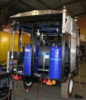 Mobil pemurnian air