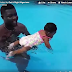 So Adorable: Comedian Seyilaw teaching his baby how to swim. [video]