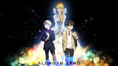 Phim Aldnoah.Zero