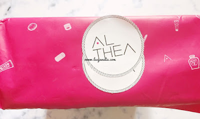 Unboxing Althea Birthday Box