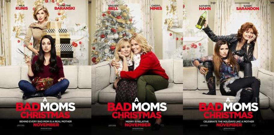 Bad Mom Christmas.A Bad Moms Christmas It S Party Time Baby