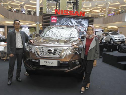 Launching New Nissan Terra di Bandung