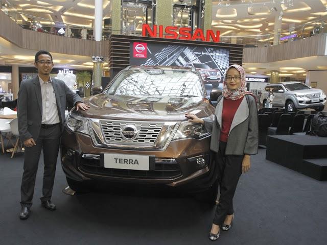 New Nissan Terra Eksibisi dan Test Drive di Bandung