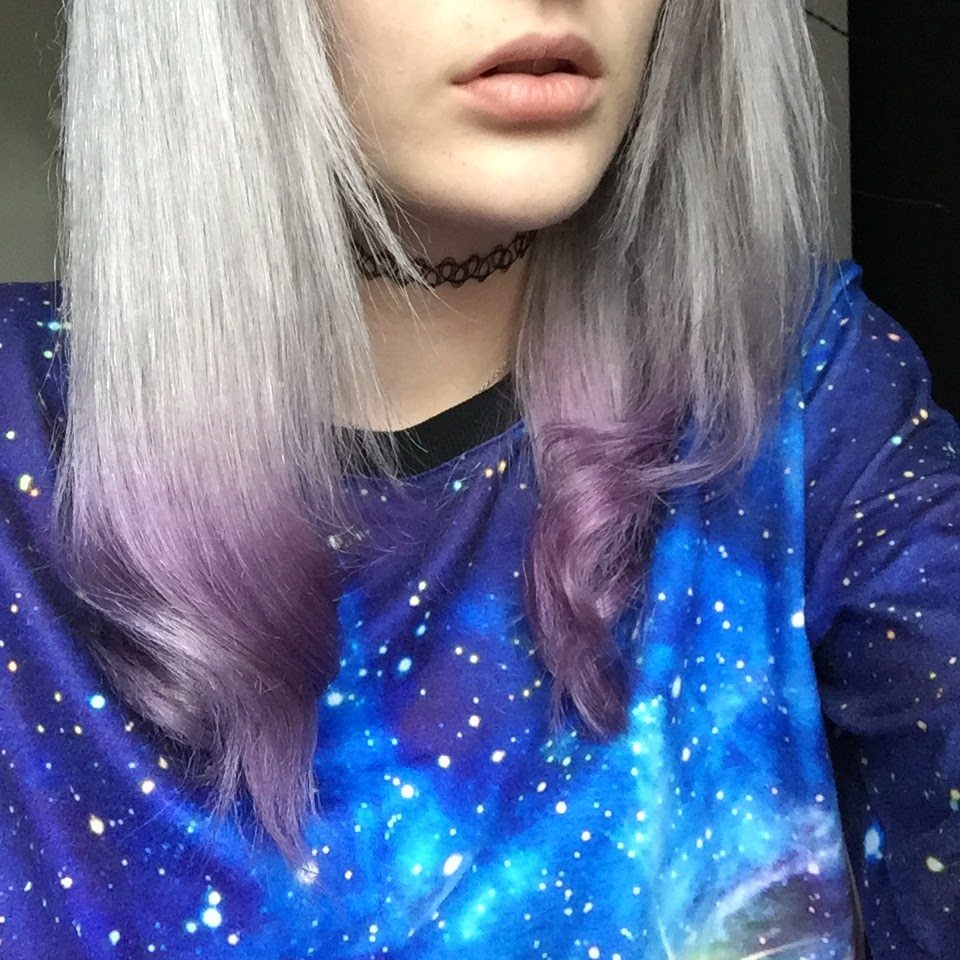 L'oreal Colorista Washout in Lilac review