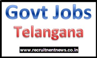 Telangana jobs
