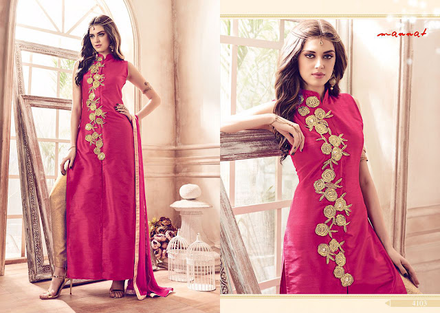 Top Best Long Designer Party Wear Salwar Suit Collection