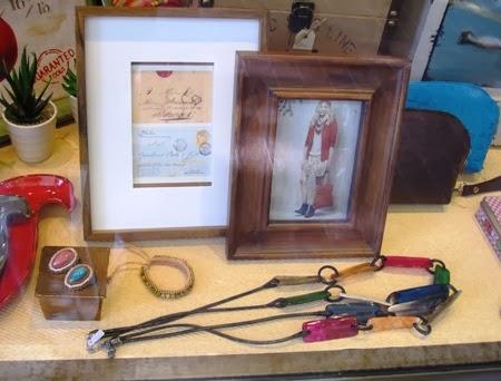 Marcos de fotos de madera y de otros materiales