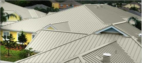 metal roofing st. Louis