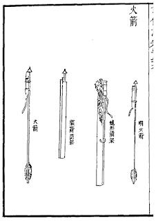 Ming Chinese Huo Jian
