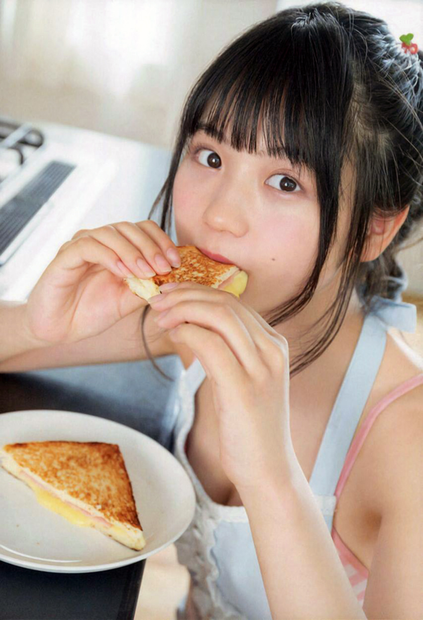 Obata Yuna 小畑優奈, ENTAME 2017年8月号 Special Photo Book