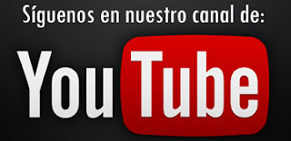 NUESTRO CANAL YOUTUBE