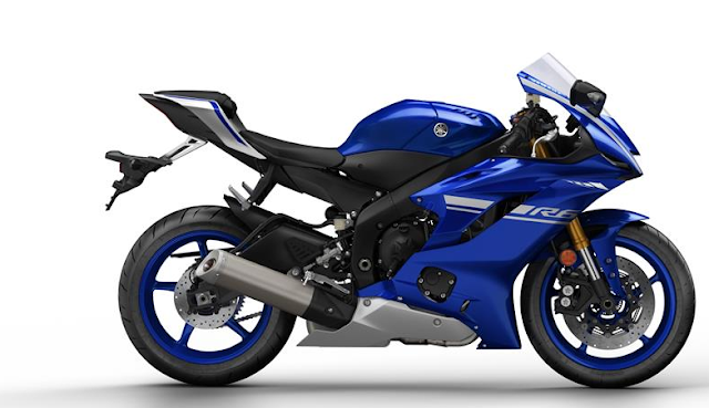 2017 Yamaha YZF-R6 Price,Review and Performance
