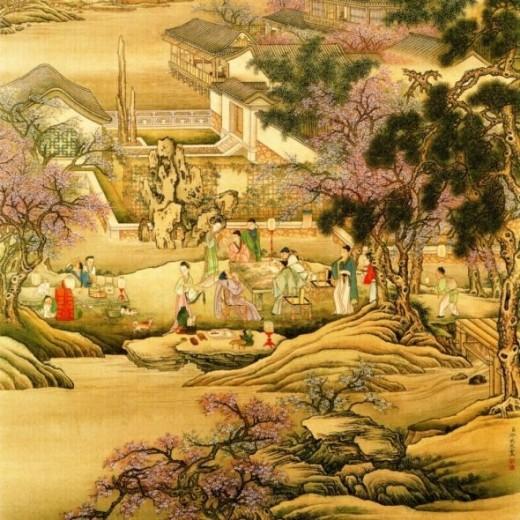 Кинески врт