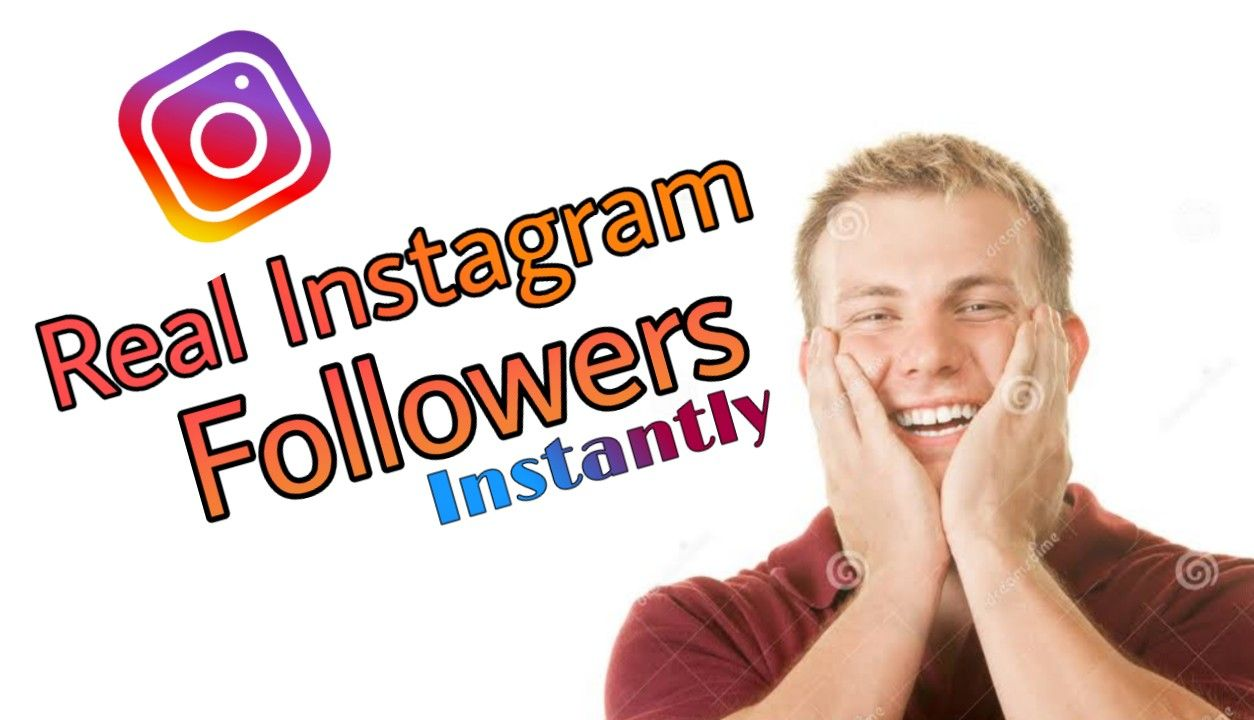 Real Instagram Followers Fast and Easy