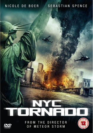 NYC Tornado Terror 2008 BluRay 300Mb Hindi Dual Audio 480p