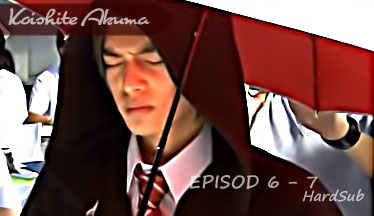 Koishite akuma ep drama / Knight and day subtitles english download