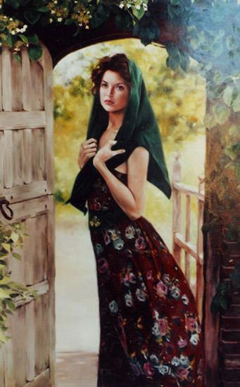 "American Painter- ""Mathis Miles Williams"""