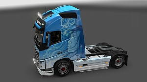 Klanatrans skin for Volvo 2012
