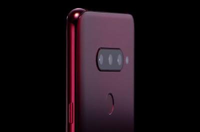 LG V40 smartphone cinque fotocamere data presentazione