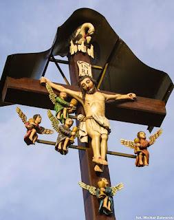 Paweł Bryliński, krzyż Grabów nad Prosną
