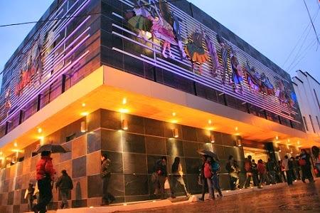 teatro municipal de puno