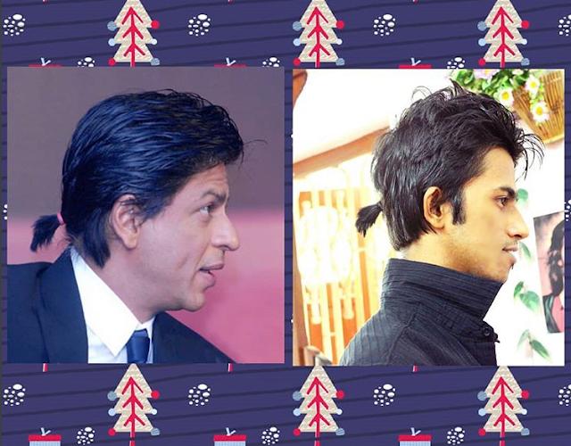 Sourajit Saha & SRK 1