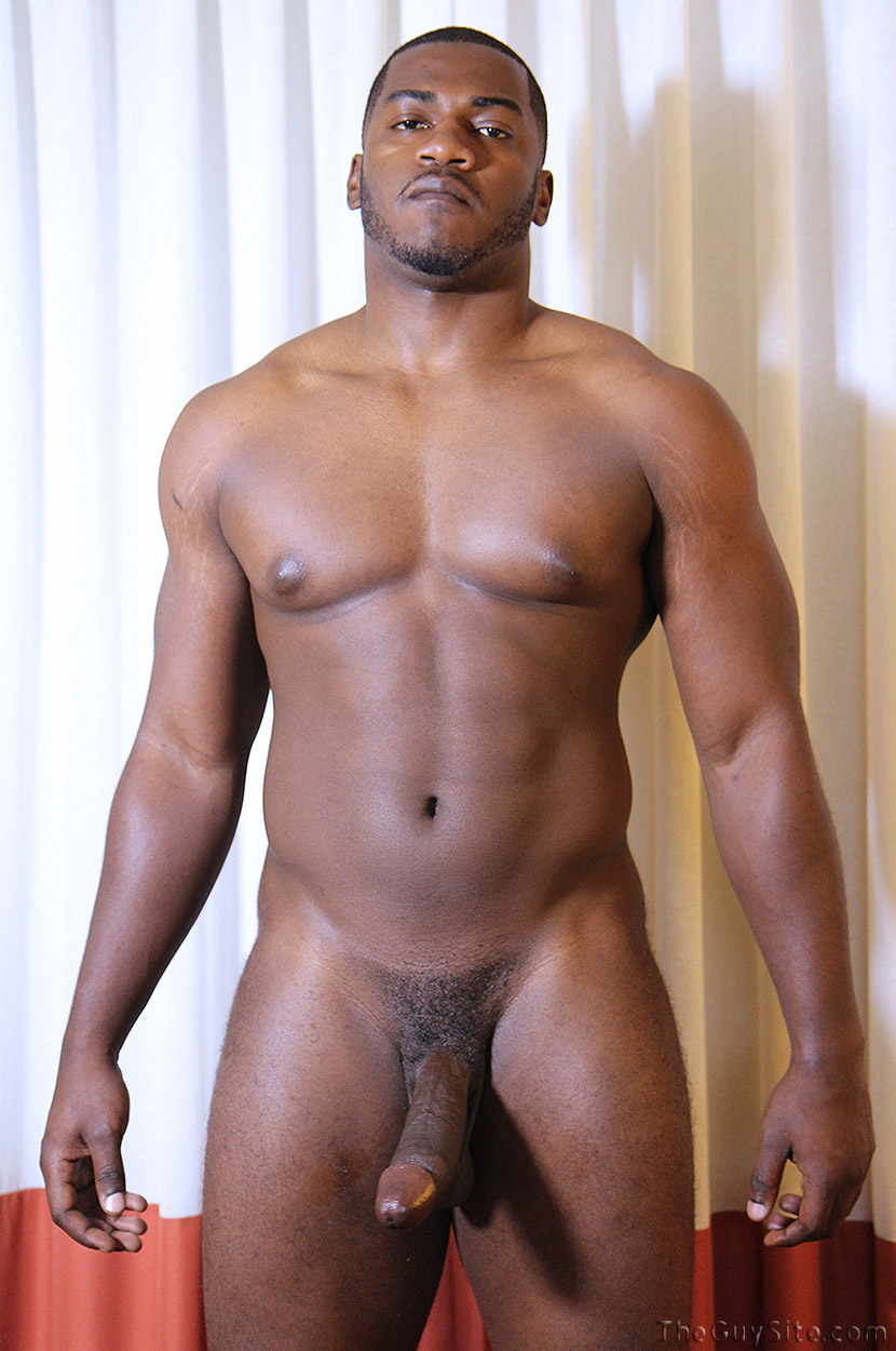 Nude black lads