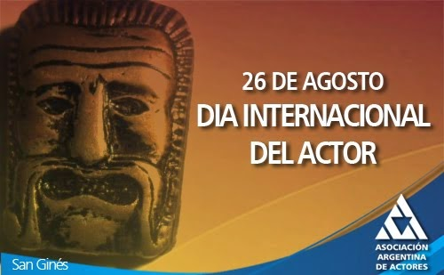 Día Internacional del Actor