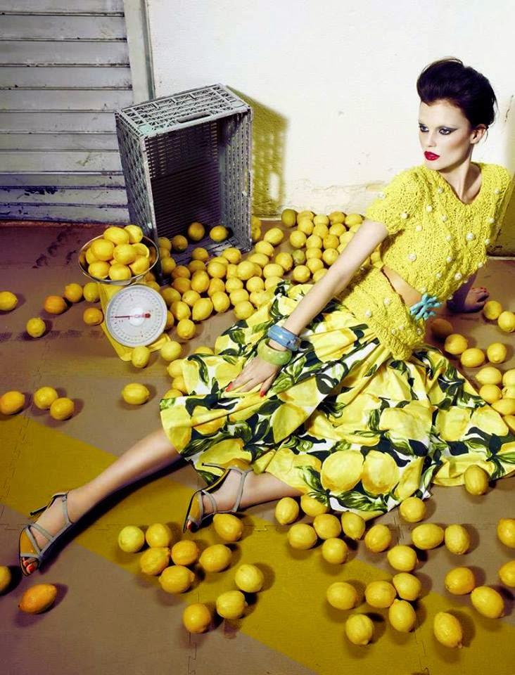 I love lemons