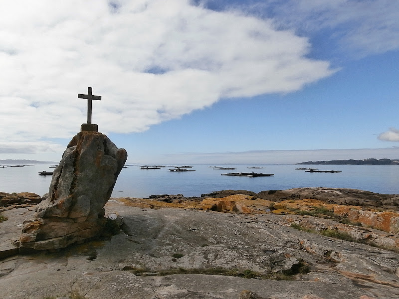 1000 Lugares en Galicia Puerto de Cabo de Cruz en Boiro II