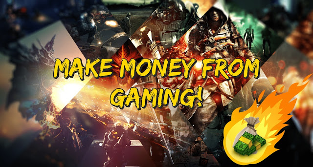 How To Make Money From Playing Games - Worth to Try!