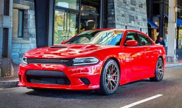 2018 Dodge Charger Hellcat AWD Review