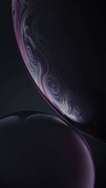 Download iPhone XR Colorful Wallpapers Here