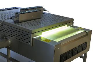 UV Curing Conveyor