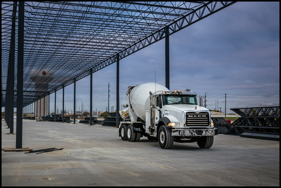 The versatile Mack® Granite® model is now available with the next generation of Bendix Wingman Fusion, improving safety for those on the road or traveling to a jobsite.