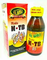 Jual Madu TBC dan Flek Paru Paru N-TB Al-Wali di Surabaya