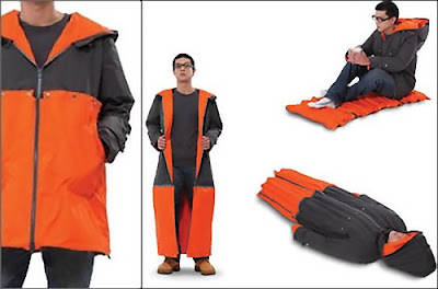 Most Creative Sleeping Bags and Unusual Sleeping Bag Designs (12) 2