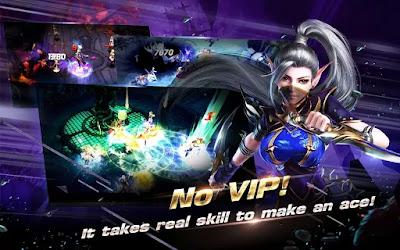 Download Crasher - MMORPG Apk v1.0.0.6 Mod Free Money Full Cheat