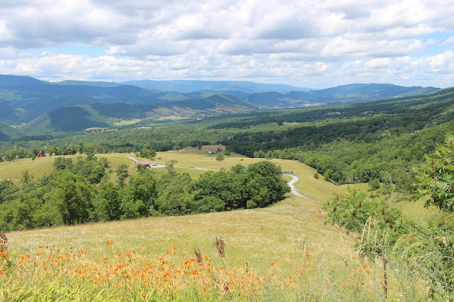 Germany Valley in the Allegheny Mountains, West Virginia