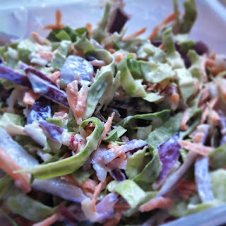 Creamy Coleslaw slimming world recipe