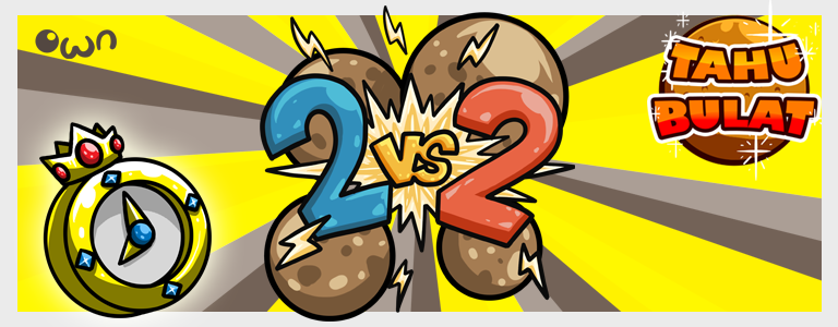 Two Versus Two - Second Edition