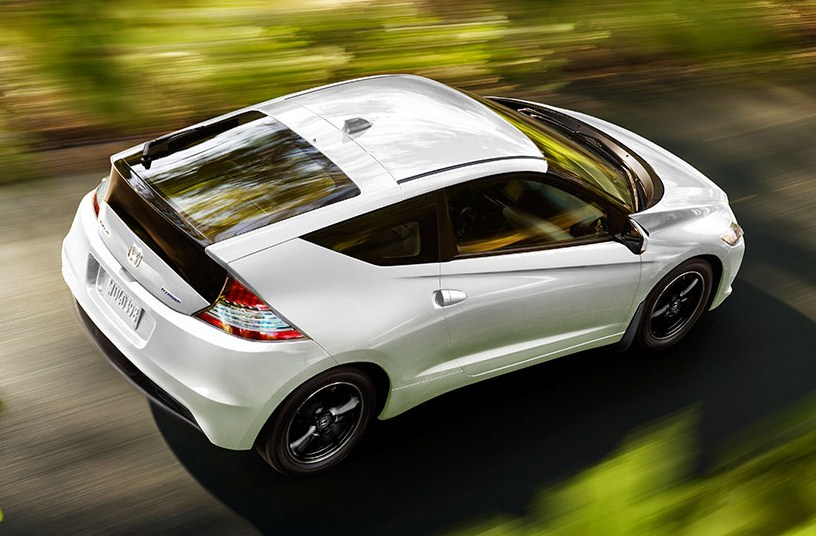 Honda Crz Hybrid Sports Car