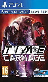 7101PRd4FiL. SX342  - Time Carnage VR PS4-PRELUDE